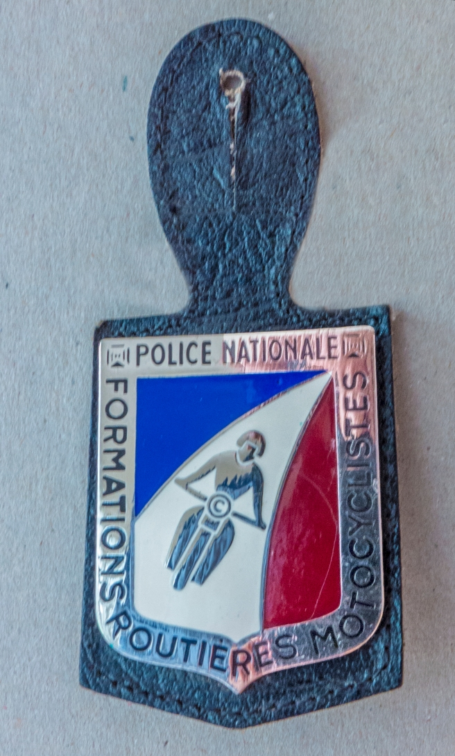 FRENCH NATIONAL HIGHWAY PATROL