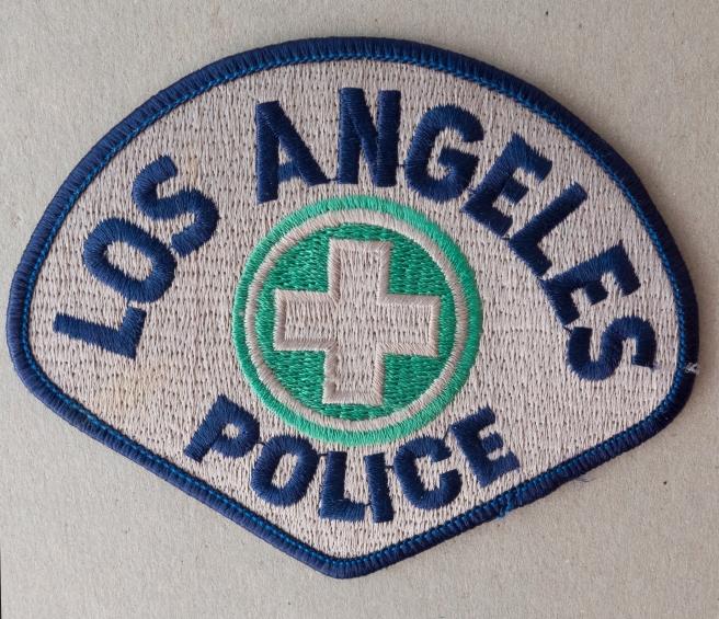 LOS ANGLES POLICE INSIGNIA