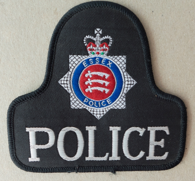 ESSEX CONSTABULARY INSIGNIA