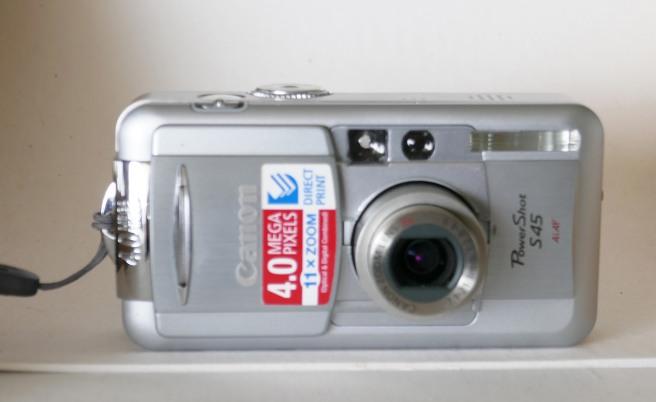 Canon Poweershot S45 copy 3