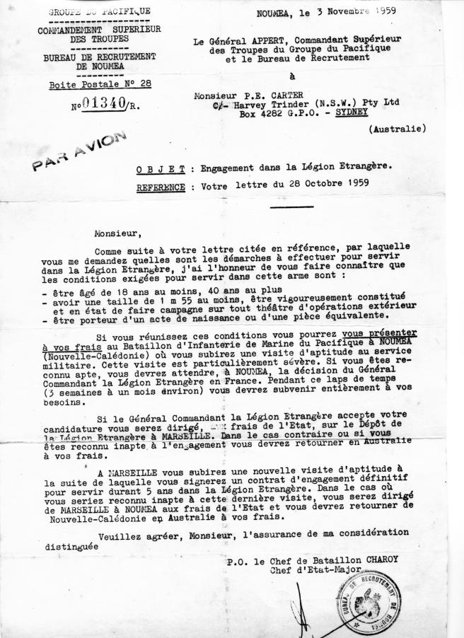 foreign-legioin-application-1959-1